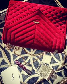 Red Suede bag ❤️❤️❤️❤️