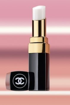 Chanel lip balm. It's delicately scented and really softens my lips. The nice case kind of helps too :)
