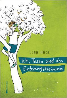 Lena Hach / Kerstin Meyer: Ich, Tessa und das Erbsengeheimnis. mixtvision Verlag. #kinderbuch #freundschaft #detektiv
