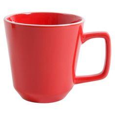 Room Essentials™ Solid Mug Set of 4 - Orange