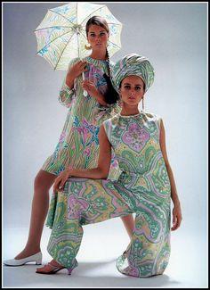 Agneta Darin and Kathy Haynes, photo by William Helburn, 1967 | Flickr - Photo Sharing!
