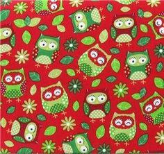 Xmasy owl wallpaper
