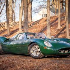 Jaguar - 1966 Jaguar XJ13 V12 Prototype Sports Racer