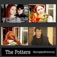 Harry Potter AU