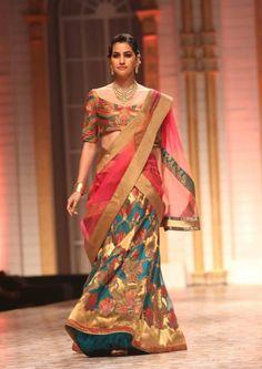 Ashima Leena - India Bridal Week 2013