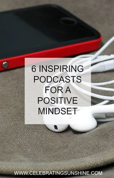 Listening to podcasts is a free and amazing way to invest in yourself, to get inspired, entertained, and motivated.