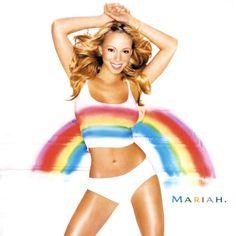 mariah carey rainbow album