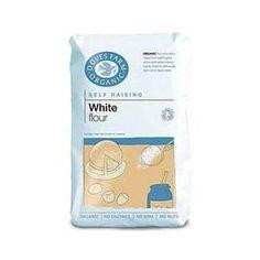 Doves Farm Organic White Self Raising Flour Unbleached 1kg