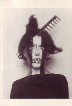 Man Ray, Dancer Bronislava Nijinska, 1922 on ArtStack #man-ray #art
