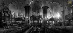 God lighting his house? by NicoSirkas