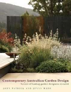 maybe a good book for me to read! though I imagine my garden to be more 'maintenance free'