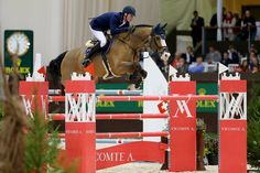 www.horsealot.com, the equestrian social network for riders & horse lovers | Showjumping : Daniel Deusser & Toulago.