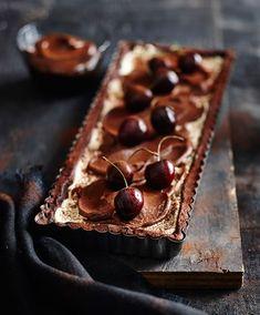 Espresso Tart | MiNDFOOD