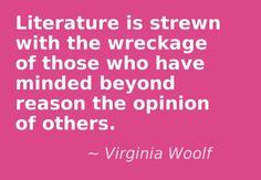 death moth virginia woolf thesis