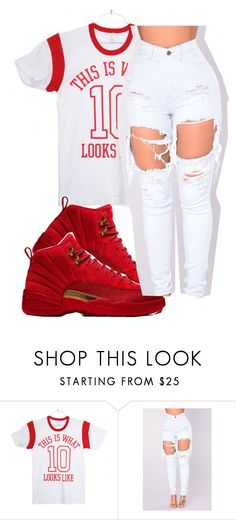 """I'm tougher than Suge Knight ~MoneyBaggYo"" by her-niya ❤ liked on Polyvore"