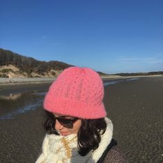 I have knitted myself a new hat for the winter. I used a pattern from the latest Vogue Knitting magazine. I had starting the project with a beautiful hand dyed wool. However I did not like very mu…