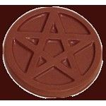 Wiccan and Pagan themed candy melt molds. Pinning because it just seemed fun lol