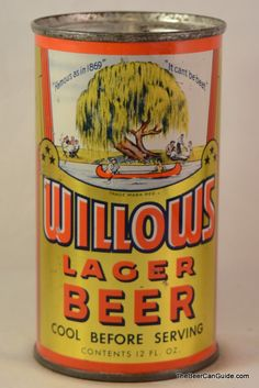 Willows Lager Beer