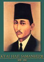gambar-foto pahlawan kemerdekaan indonesia, KH.Samanhudi