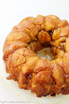 It's easy to make this Orange Marmalade & Pecan Monkey Bread for a weekend brunch! With only five ingredients, you can be enjoying this gooey breakfast treat in less than an hour! No Cook Desserts, Monkey Bread, Marmalade, Pecan, Bread Recipes, Breakfast Recipes, Brunch, Night Owl, Snacks