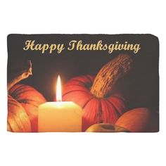 Happy Thanksgiving Sheer Scarf on CafePress.com