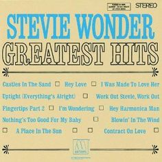 Stevie Wonder - Greatest Hits: a great collection of some of his early classics
