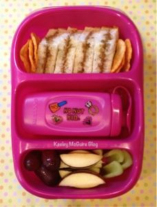 Keeley McGuire: Lunch Made Easy: It's a Bynto Bento! #GlutenFree #NutFree