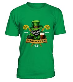 # St patricks day 2017 T shirt newmodel 05 .  This is our best seller for a reason. Relaxed, tailored and ultra-comfortable, you'll love the way you look in this durable, reliable classic. 100% cotton (heather gray color is 90% cotton/10% polyester, ash color is 98% cotton/2% polyester, heather black is 50% cotton/50% polyester)   Fabric Weight: 5.0 oz (heavyweight) Double-stitched seams at shoulder, sleeve, collar and waist Available in a wide variety of colors Imported; processed and…