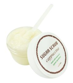 Cappuccino Flavored Creamy Moisturizing Exfoliating Sugar Scrub for Dry Flaky Lips oz Large Jar >>> Special product just for you. Organic Lip Balm, Organic Sugar, Best Lip Balm, Walnut Shell, Lip Care, Your Lips, Scrubs, The Balm, Just For You