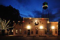 Gruene Hall - Gruene, Texas