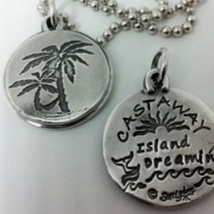 Womens Castaway Necklace at the Shopping Mall, $80.00