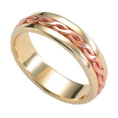 18ct Entwined Lives Inlaid Wedding Band Wedding Bands, Engagement Rings, Jewelry, Enagement Rings, Wedding Rings, Jewlery, Jewerly, Schmuck, Jewels
