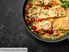 undefined Paleo Recipes Easy, Top Recipes, Fish Recipes, Seafood Recipes, Vegetarian Recipes, Dinner Recipes, Clean Eating, Healthy Eating, Evening Meals