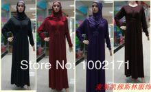 Price:$35 Islamic Clothing Special Use: Traditional Clothing is_customized: Yes Brand Name: Brand new Gender: Women Material: Cotton Colour:blue ,purple, black brown size:L,XL,XXL