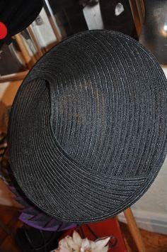 Hats Have It: Eugenie Von Oirscot L'une Millinery #millinery #judithm #hats