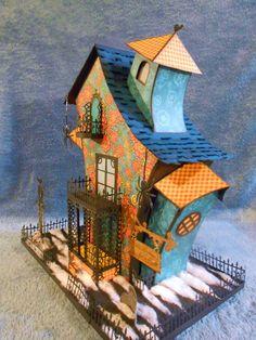 BRILLIANT! Steampunk Spells house gis316 house 5