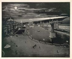 The White City, Columbian Exposition, Chicago 1893