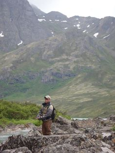 Fishing expedition in the Colorado Backcountry