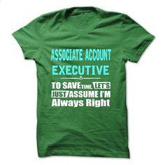 Associate Account Executive - silk screen #clothes #design shirt