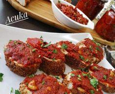 Acuka Tarifi 4 Meatloaf, Tandoori Chicken, Salsa, Ethnic Recipes, Food, Instagram, Bern, Essen, Salsa Music