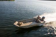 Duck Hunting Boat - Retriever Jon