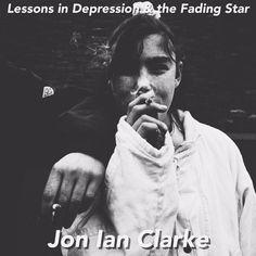 """Listen to Jon Lan Clarke's beautiful Britpop music - """"Black Leaves"""" on spotify. #JonLanClarke #Britpopmusic #BlackLeaves"""
