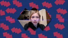 Zine-toting creators Tavi Gevinson & Minna Gilligan in a FaceTime tête-à-tête for It's Nice That on NOWNESS