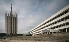 Institute of Robotics and Technical Cybernetics in Leningrad
