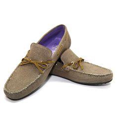 Bow Moccasins Men's Khaki byAnimas Code
