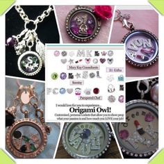 For all my direct sales consultant friends!  www.bellabling.origamiowl.com