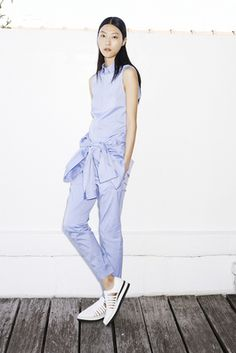 Barbara Bui Resort 2015 Fashion Show: Complete Collection - Style.com