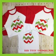 Hey, I found this really awesome Etsy listing at https://www.etsy.com/listing/197941068/christmas-ornament-name-shirts