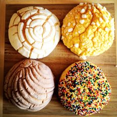 Pan Dulce recipe