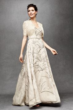Gown on BHLDN #gown #dress